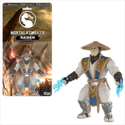 Mortal Kombat X - Raiden Savage World Action Figure | Merchandise