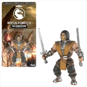 Mortal Kombat X - Scorpion Savage World Action Figure | Merchandise