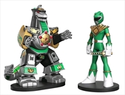 Power Rangers - Hero World Green Ranger US Exclusive 2-pack [RS]
