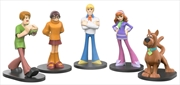 Scooby Doo - Hero World US Exclusive 5-pack [RS]