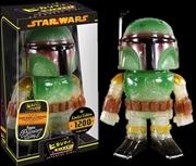 Star Wars - Boba Fett Glitter Hikari Figure | Merchandise