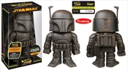 Star Wars - Boba Fett Matte Black Hikari Figure | Merchandise