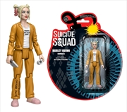 Suicide Squad - Inmate Harley Action Figure | Merchandise
