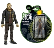 Suicide Squad - Killer Croc Action Figure | Merchandise