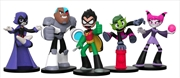 Teen Titans Go! - Hero World US Exclusive 5-pack [RS]