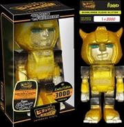 Transformers - Bumblebee Glitter Hikari Figure