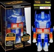 Transformers - Optimus Prime Glitter Hikari Figure | Merchandise