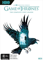 Game Of Thrones - Season 1 - Limited Edition | Robert Ball Artwork