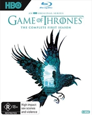 Game Of Thrones - Season 1 - Limited Edition | Robert Ball Artwork