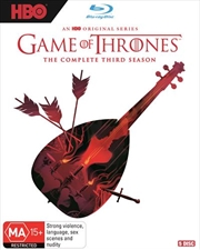Game Of Thrones - Season 3 - Limited Edition | Robert Ball Artwork