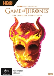 Game Of Thrones - Season 5 - Limited Edition | Robert Ball Artwork