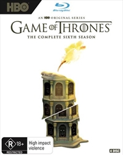 Game Of Thrones - Season 6 - Limited Edition | Robert Ball Artwork