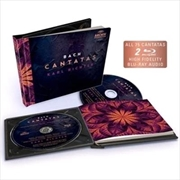 Js Bach - Cantatas - Limited Deluxe Edition