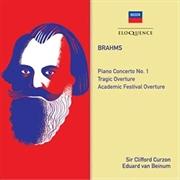 Brahms - Piano Concerto No 1 Overtures