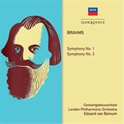 Brahms - Symphonies Nos 1 And 3