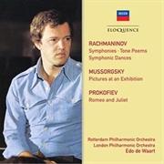 Rachmaninov - Mussorgsky- Prokofiev Orchestral Works