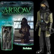 Arrow - Dark Archer ReAction Figure | Merchandise