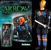 Arrow - Deathstroke ReAction Figure | Merchandise