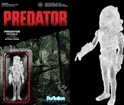 Predator - Clear Masked ReAction Figure | Merchandise