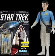 Star Trek - Phasing Spock US Exclusive ReAction Figure | Merchandise