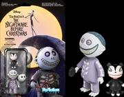 The Nightmare Before Christmas - Barrel ReAction Figure | Merchandise