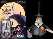 The Nightmare Before Christmas - Mayor ReAction Figure | Merchandise
