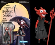 The Nightmare Before Christmas - The Devil ReAction Figure | Merchandise