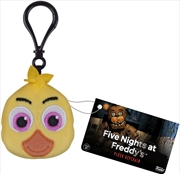 Five Nights at Freddy's - Chica Plush Keychain | Accessories