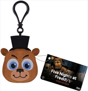 Five Nights at Freddy's - Freddy Plush Keychain | Accessories