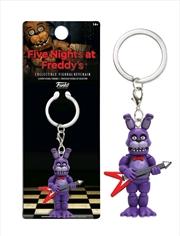 Five Nights At Freddy's - Bonnie Figural Keychain