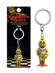 Five Nights At Freddy's - Chica Figural Keychain | Accessories