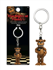 Five Nights At Freddy's - Freddy Figural Keychain | Accessories