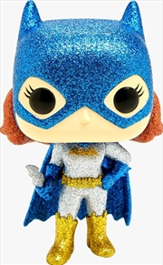 Batman - Batgirl Diamond Glitter US Exclusive Pop! Vinyl
