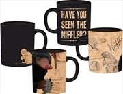 Fantastic Beasts - Niffler Heat Change Mug