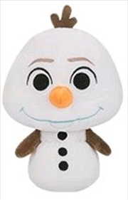 Frozen - Olaf SuperCute Plush