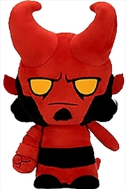 Hellboy - Hellboy with Horns SuperCute Plush | Toy