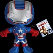 Iron Man 3 - Iron Patriot Plush | Toy