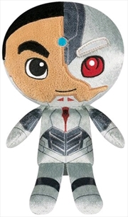 Justice League Movie - Cyborg Hero Plush
