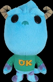 Monsters University - Sulley Plush