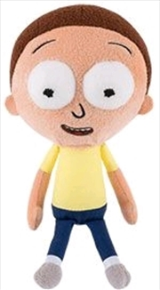 Rick and Morty - Morty (Smile) Plush | Toy