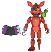 Five Nights at Freddy's: Pizza Sim - Rockstar Foxy Action Figure