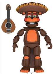 Five Nights at Freddy's: Pizza Sim - El Chip Action Figure