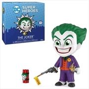 Joker 5 Star Vinyl Figure