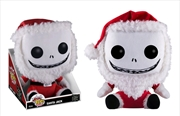 The Nightmare Before Christmas - Santa Jack Jumbo Plush