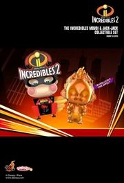 Incredibles 2 - Movbi & Jack-Jack Cosbaby Set | Merchandise