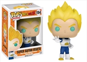 Dragon Ball Z - Vegeta Super Saiyan Blue & White US Exclusive Pop! Vinyl [RS]