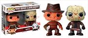Freddy vs Jason - Freddy Krueger & Jason Voorhees Bloody US Exclusive Pop! Vinyl 2-Pack | Pop Vinyl