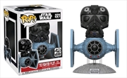 Star Wars - TIE Fighter Pilot with TIE Fighter Pop! Deluxe | Pop Vinyl