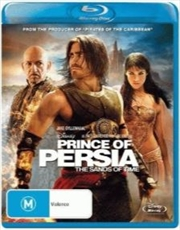 Prince Of Persia - The Sands Of Time | Blu-ray