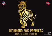 AFL Premiers 2017 - Richmond Tigers - Complete Season Collection | Blu-ray/DVD